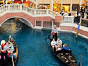 Shopping at Grand Canal Shoppes at The Venetian Photos
