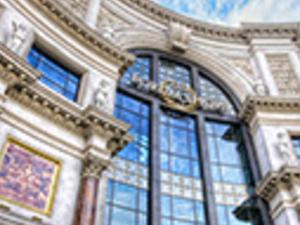 Shopping at The Forum Shops at Caesars Palace Photos