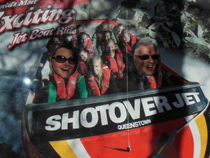 Shotover River Extreme Jet Boat Ride from Queenstown Photos