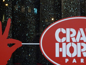 Show at the Crazy Horse Paris - T12A Photos