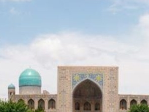 Sightseeing in Samarkand Photos