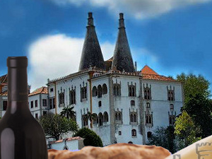 Sintra Private Walking Tour with Wine Tasting and Cheese Photos