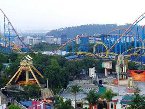 Six Flags Mexico City Photos