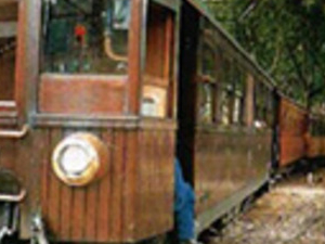 Soller train and tram Photos