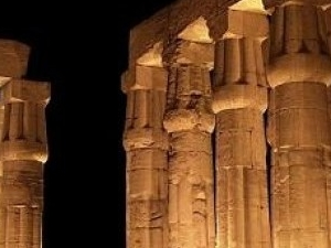 Sound and Light Show at Karnak Temples Photos