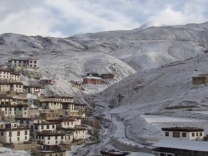Spiti Safari Photos