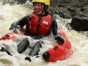 Splash River Bugging Adventure Scotland Photos