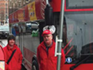 Stockholm Tourist Bus Photos