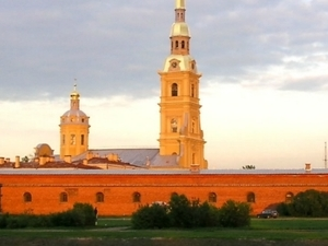St. Petersburg Private Tour with Visit to Peter and Paul Fortress Photos