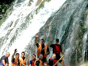 Tara Rafting Photos