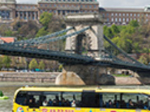 The Floating Bus Budapest Photos