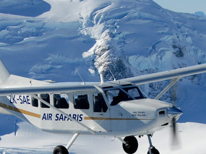 The Grand Traverse with Air Safaris Photos