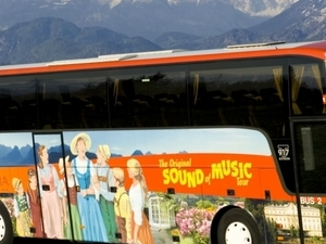 The Original Sound of Music Private Tour