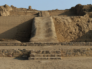 The Sacred Citadel of Pachacamac Photos