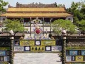 Tien Sa port – Hue- City tour Photos