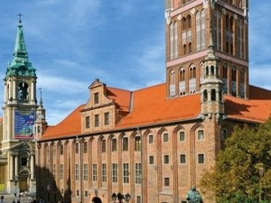 Toruń - Copernicus and Gingerbread  City Photos