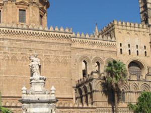 Tour of Palermo e/o Monreale with driver H/D