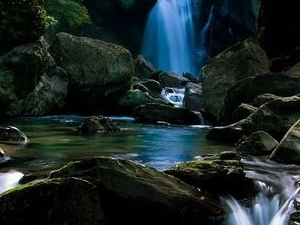 Tour to Palenque, Agua Azul Waterfalls and Misol Ha Waterfall Photos
