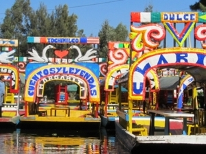 Tour Xochimilco y Frida Kahlo from Mexico City Photos
