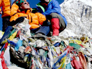 Trekking in Everest Region Photos
