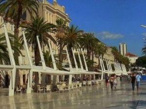 Trogir and Split guiding tour