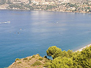 Tropical coast and Nerja caves Photos