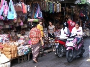 Ubud Shopping Spree Photos