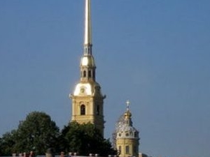 Unapproachable Peter and Paul Fortress Photos