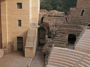 Valencia in the Roman age. AMPHITHEATRE, ROMAN CASTLE OF THE TOP OF THE MOUNTAIN, OLD VILLAGE AND MORE Photos