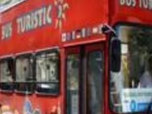 Valencia turistic Bus Photos