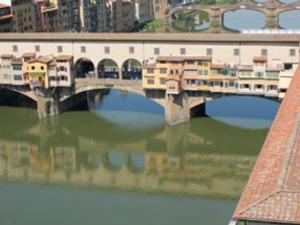 Vasari Corridor private visit Photos