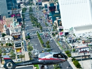 Vegas Voyage - Helicopter Flight over the Las Vegas Strip Photos