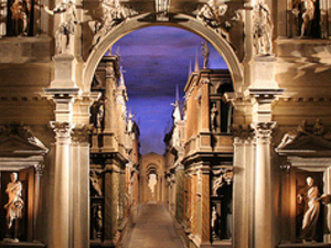 Vicenza And Its Palladian Masterpieces. Photos