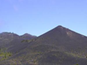 Volcano route hiking tour Photos