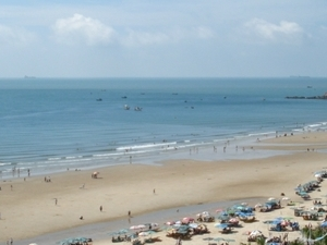 Vung Tau Beach Excursion - City Tour Leisure on The Beach