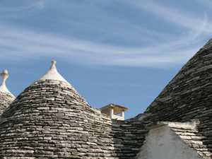 Walking among trulli - Alberobello tour Photos