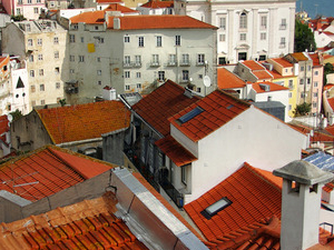 Walking in Lisbon Photos