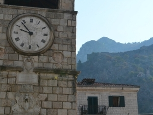 Walking Tour of Kotor Photos