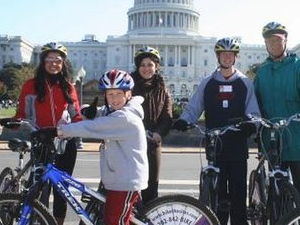 Washington DC Capital Sites Bike Tour Photos