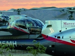 Wind Dancer, Sunset - A Helicopter Tour With A Grand Canyon Landing Photos