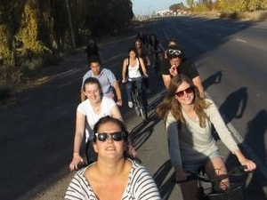 Wine & Olive Tour in Bike