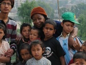 Women Assistance Volunteer in Nepal Photos