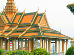 Wonderful city and friendly people in Phnom Penh Photos