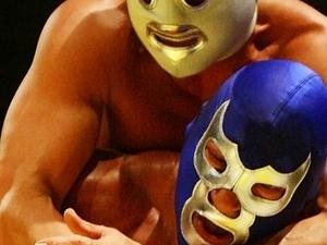 Wrestling Tour Photos