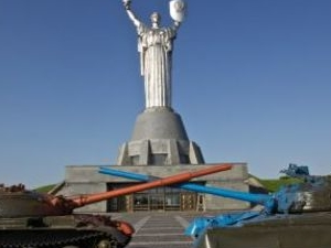 WWII Museum Complex&Climbing up the Motherland Statue Photos