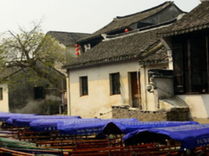 Zhou Zhuang Water Village Half Day Tour Photos