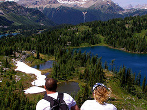 Canadian Rockies Active Escape