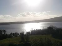 Castle View in Leitrim Ireland