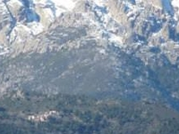 Corsica village