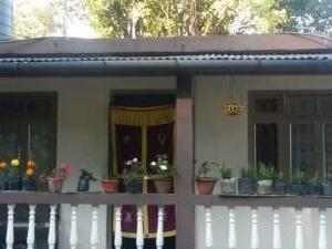 Friendly Buddhist Family